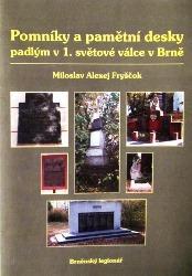 Pomníky a pamětní desky padlým v 1. světové válce v Brně