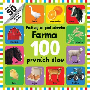 Podívej se pod okénko - Farma 100 prvních slov