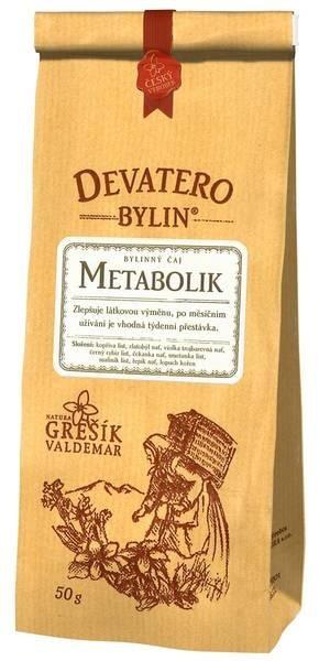 Metabolik sypaný čaj