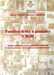 Pamětní desky a pomníky v Brně