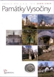 Památky Vysočiny - Sborník NPÚ ÚOP v Telči 2008/2009