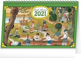 Kalendář Josef Lada 2021