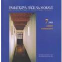 Památková péče na Moravě - Lidové stavitelství 7/2003