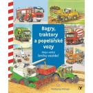 Listování  Bagry, traktory a popelářské vozy